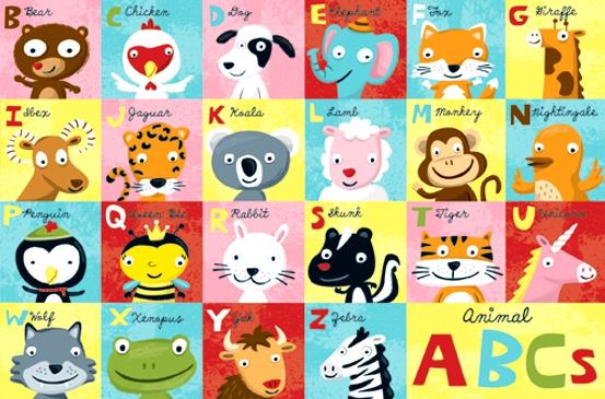 Активная игра на английском «Animal Party»