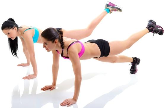 Набор фитнес-группы