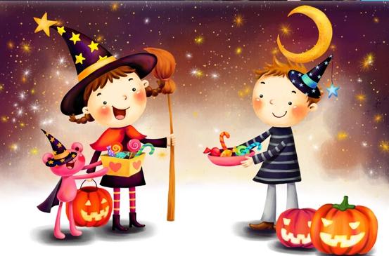 Сказочно-добрый Хеллоуин!